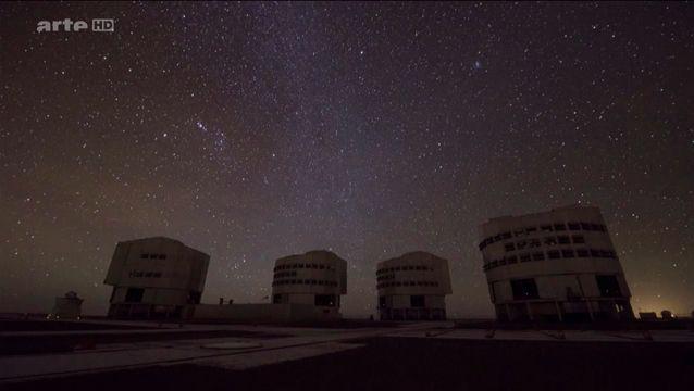 Chili, le désert des astronomes
