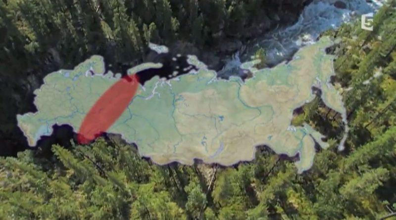 terres sauvages de russie
