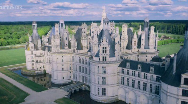 chambord le chateau le roi et l architecte