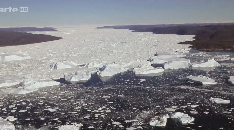 planete glace groenland le voyage sous la glace
