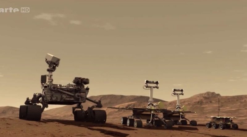 mission curiosity le grand defi sur mars